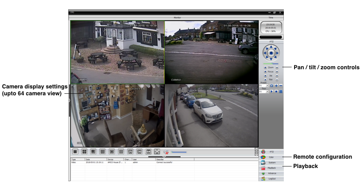 Camera Management Software