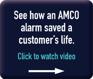 See how an AMCO alarm saved a customer's life